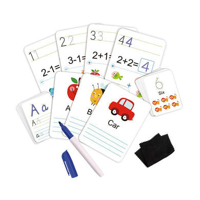 Baby Prime - Handwriting and Learning Cards (4591962718242)