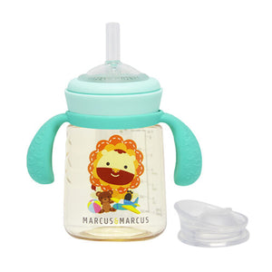 Marcus & Marcus - PPSU Transition Trainer Bottle Set (4798718279714)