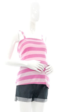 Mommy Plus - Ila Striped Maternity Tube Top (4800360710178)
