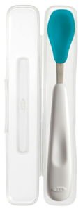 OXO Tot - On the Go Feeding Spoon with Travel Case (4508883353634)