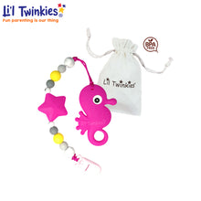 Load image into Gallery viewer, Li'l Twinkies - Teether w/ Clip-On (4563412615202)