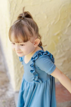 Load image into Gallery viewer, Elementary Basics - Summer No. 2 Twirl Dress (4539698544674)