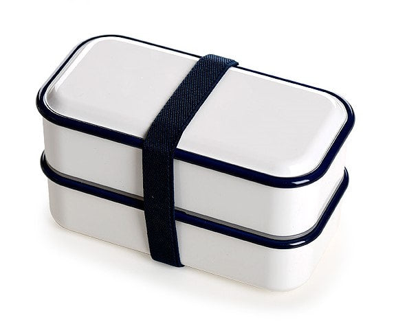 Takenaka - Retro Double-Layer Bento (4564291616802)