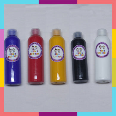 Valiant Toddlers - Tempera Paints Non-Toxic (4800183795746)