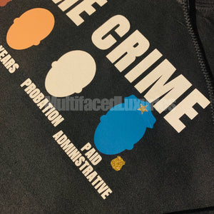 Same Crime, Different Time Tee