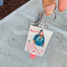 Load image into Gallery viewer, Music Keychain