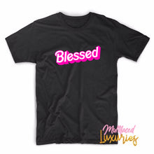 Load image into Gallery viewer, Blessed Barbie Tee