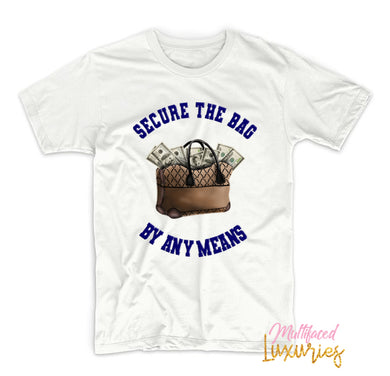 Secure The Bag Tee