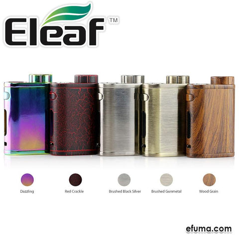 75W iStick Pico TC MOD New Colors