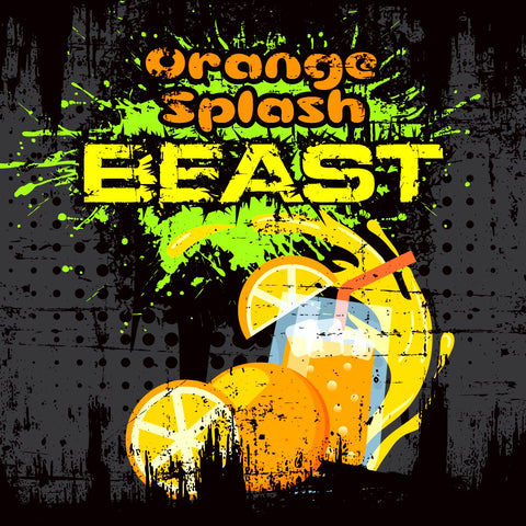 Beast Orange Splash
