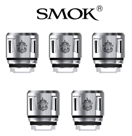 5pcs V8 Baby-T12 Replacement Coil - 0.15 Ohm