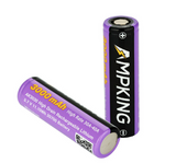 2pcs 3000mAh Ampking AK3030 20700 High-drain Li-ion Battery 40