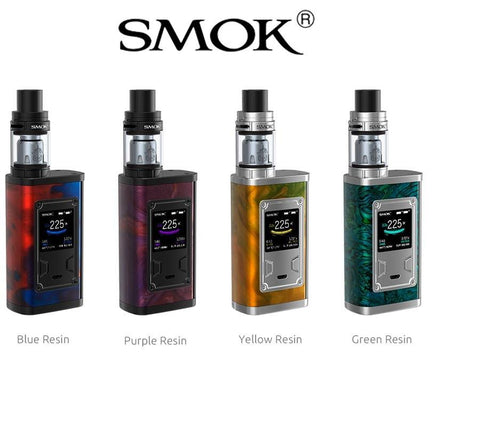 SMOK Majesty  Resin Edition 225W TFV8 X-Baby 2 ml. Kit