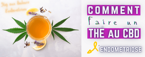 Comment faire une infusion au CBD | Endo Girls