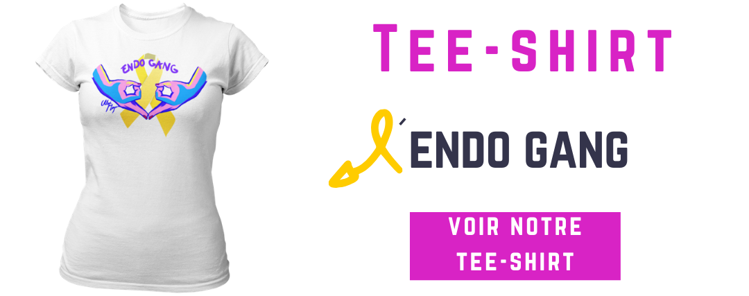 tee-shirt endo girl gang