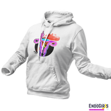 SWEAT A CAPUCHE ENDOMETRIOSE COTON BIO