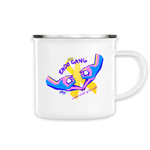 MUG EMAILLE ENDO GANG - Endo Girls