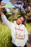 Sweat à capuche Endométriose <br/> Coton Bio