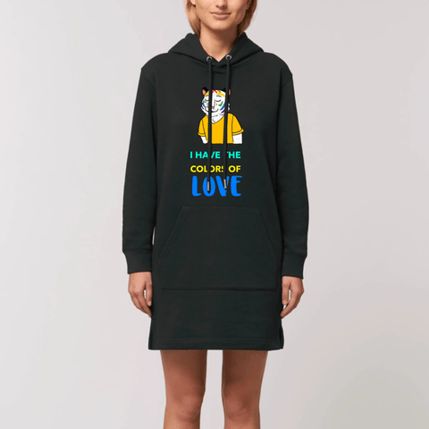 Robe sweat colors of love - Endo Girls