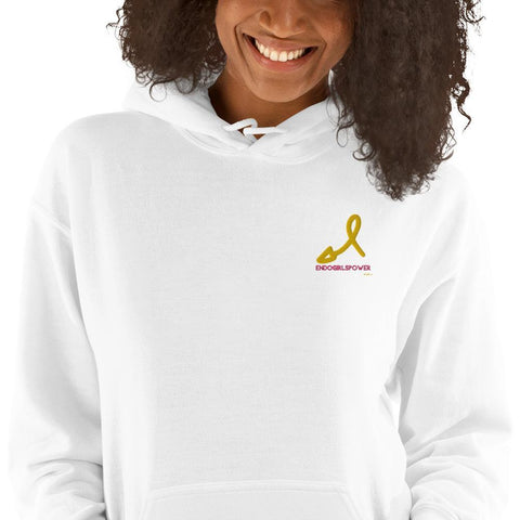 Sweat endométriose Endogirlspower brodé
