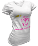 T-shirt EndoGirlsPower<br/>à encolure en V - Endo Girls