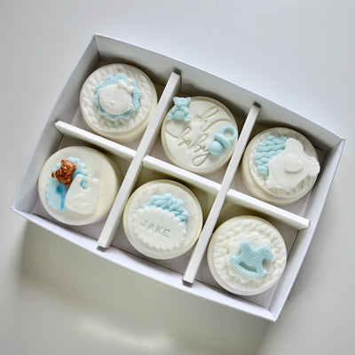 Personalised Baby Oreo Gift Box