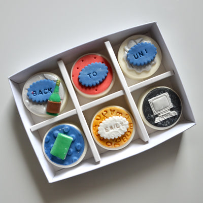 Personalised Back to School/University Oreo Gift Box