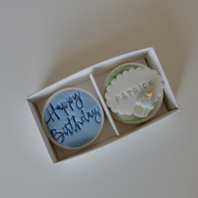 Personalised Celebration Twin Gift