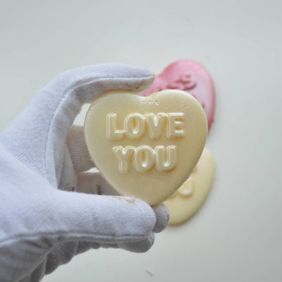 Custom Love Heart Oreo