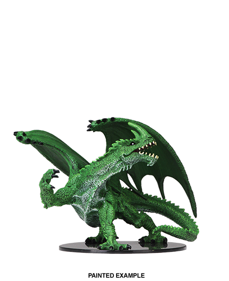 Gargantuan Green Dragon