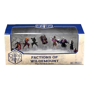 CRITICAL ROLE: FACTIONS OF WILDEMOUNT - KRYN DYNASTY & XHORHAS BOX SET