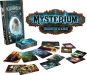 Mysterium -  Secrets and Lies (2nd Expansion)
