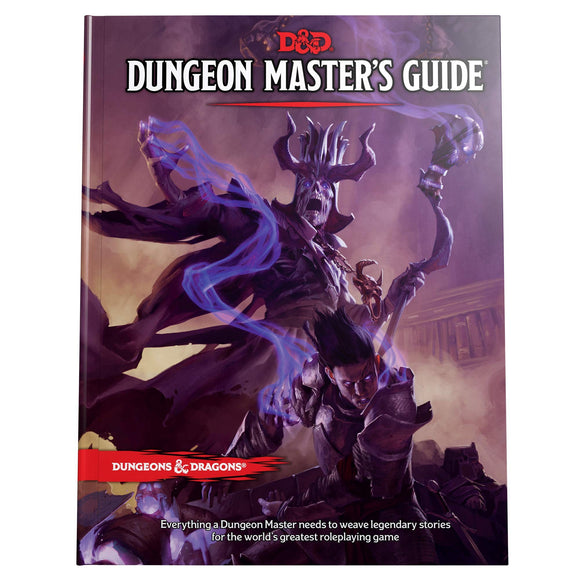 D&D 5E Dungeon Masters Guide