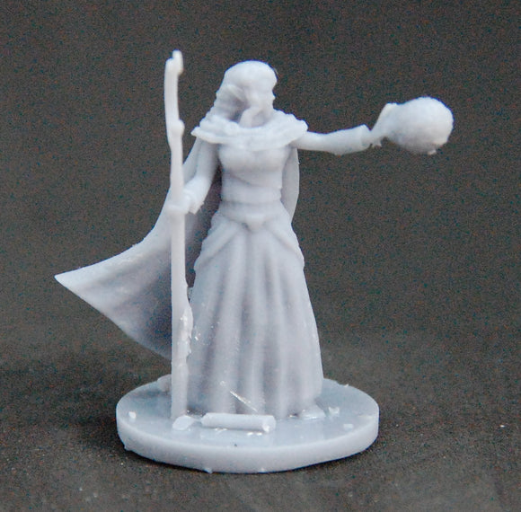 Bowman's Minis: Female Wizard