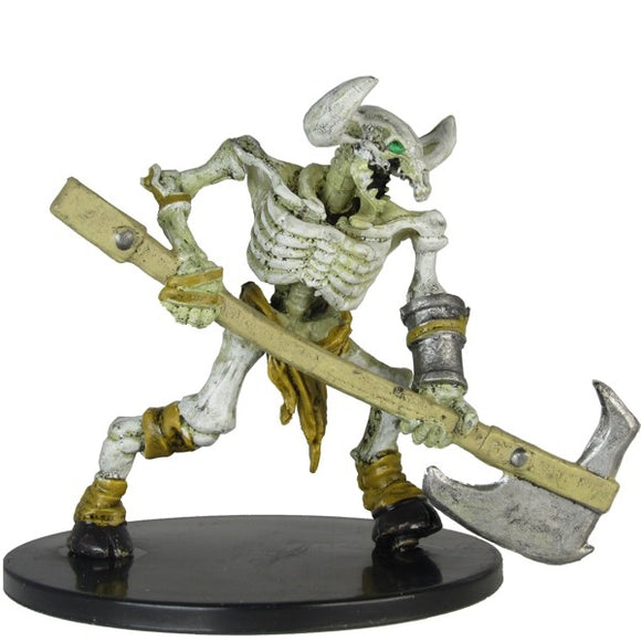 Waterdeep Dungeon of the Mad Mage: 32 Minotaur Skeleton