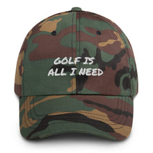 Load image into Gallery viewer, Golf Is - Hat