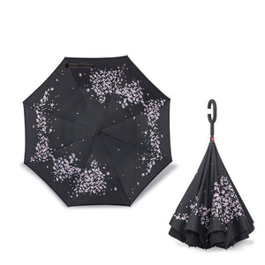 Inverted Golf Umbrella