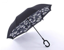 Load image into Gallery viewer, Inverted Golf Umbrella