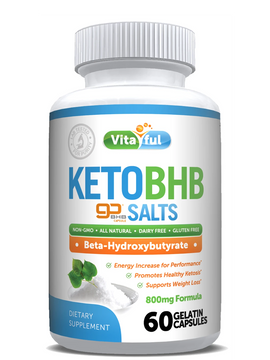 Ketogenic Diet Pills - Keto BHB