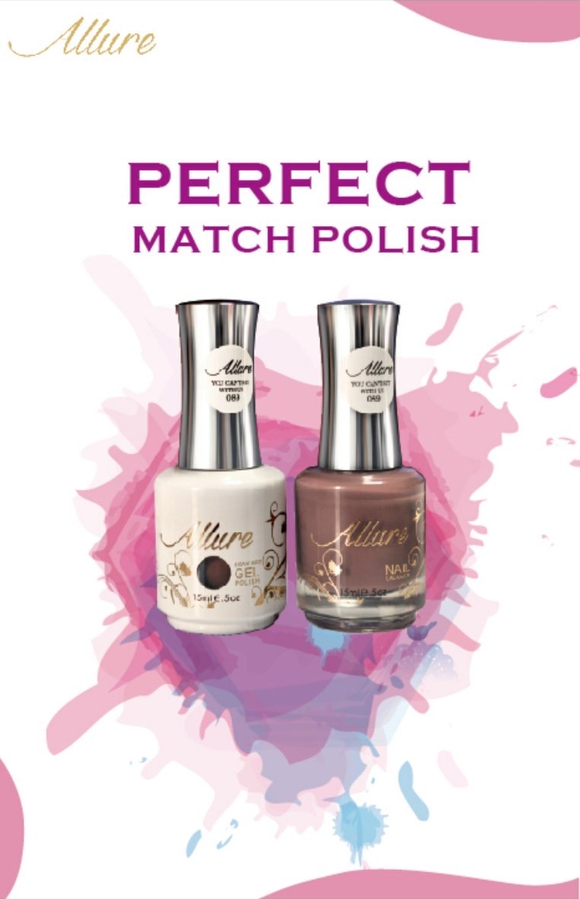 Allure Matching Gel Set