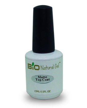 Bio Natural Matte Top Coat