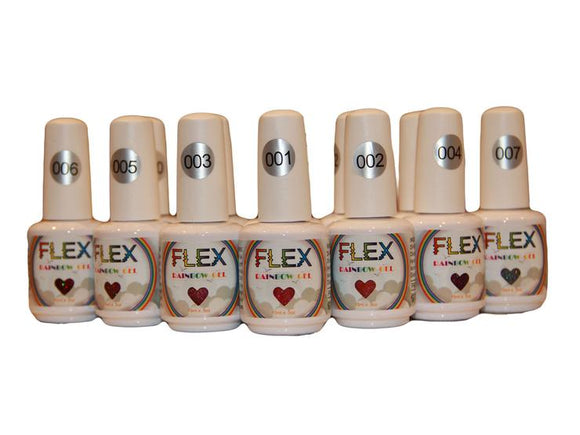 Flex Rainbow Gel