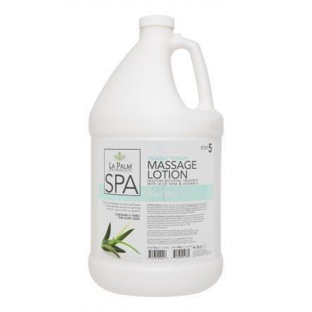 La Palm Organic Massage Lotion