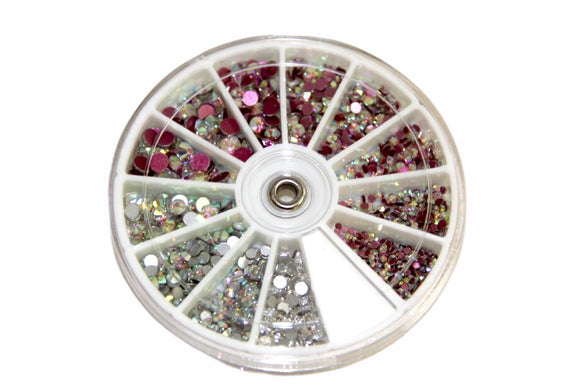 Mixed Rhinestone