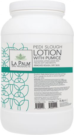 Pedi Slough Lotion with Pumice