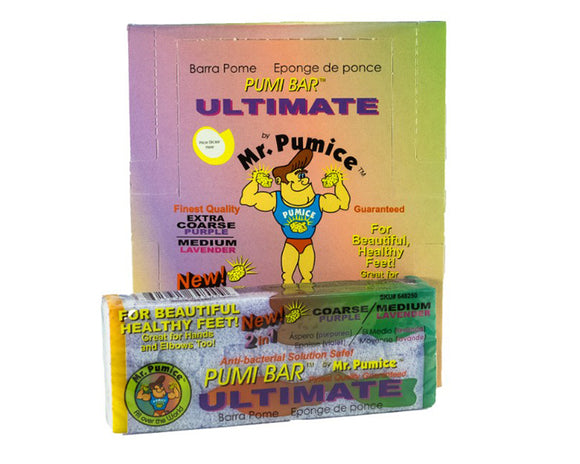 Mr Pumice Bar