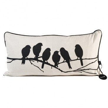 Ferm Living Love Bird Cushion Danehus