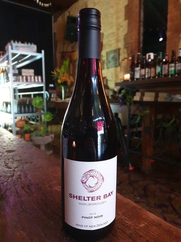 Shelter Bay Pinot Noir (Marlborough, NZ)