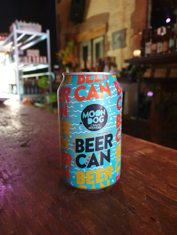 Moon Dog Beer Can 330ml 4.2% (pack x10)