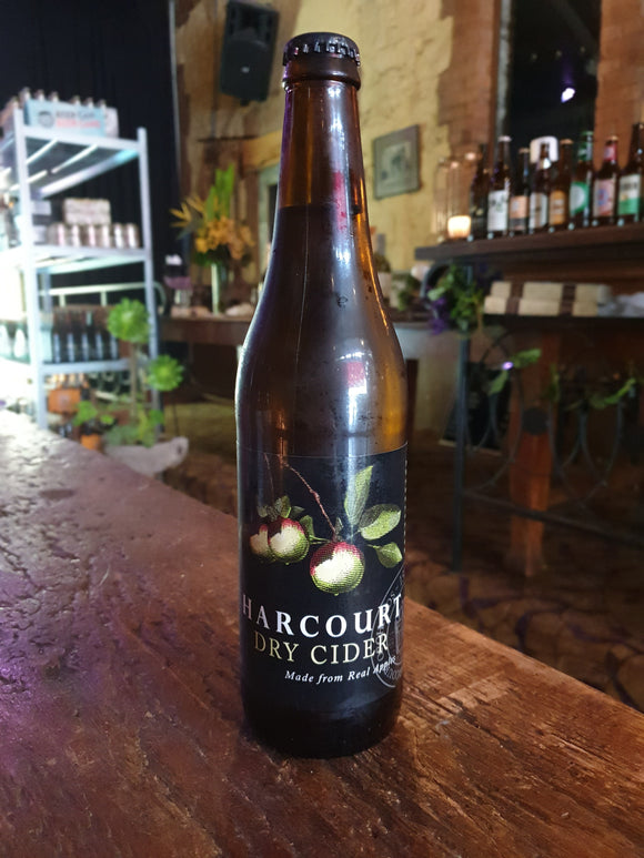 Harcourt Dry Apple Cider Stub 500ml 7%